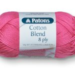 Cotton Blend 8 Ply
