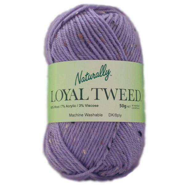 Loyal DK/8 Ply Tweed