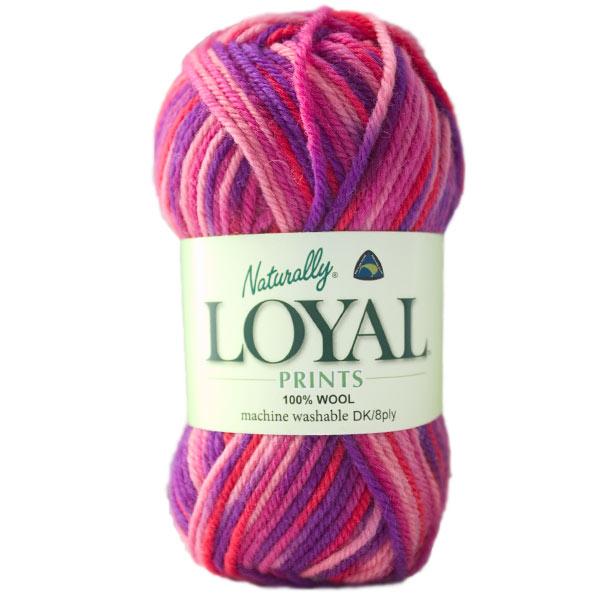 Loyal DK/8 Ply Prints
