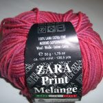 Zara Print Melange