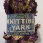 Knitting Yarn Mix (Eyelash)