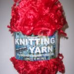 Knitting Yarn (Eyelash)