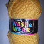 Wash & Wear DK 8 Ply