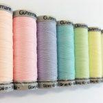 SULKY Glowy 40 Thread